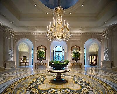 L'Hôtel George V, une bicoque sans prétention