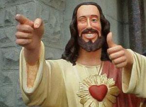 Salut les kids, c'est Jésus.