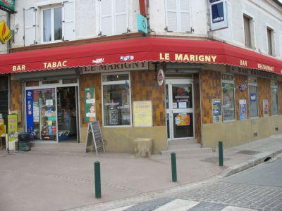 Le bar-tabac Le Marigny de Morangis